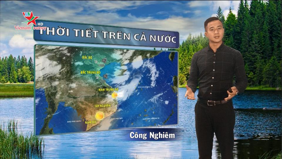 Dự báo thời tiết 02/04/2019