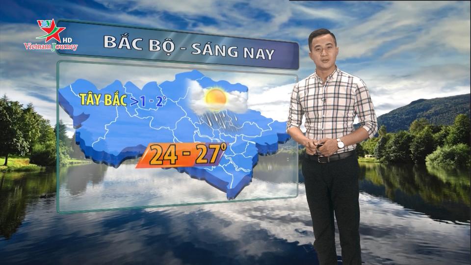 Dự báo thời tiết 05/04/2019