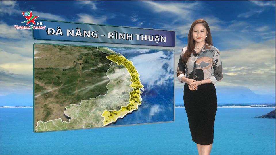 Dự báo thời tiết 06/04/2019