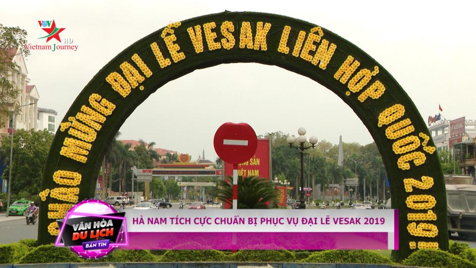 Hà Nam tích cực chuẩn bị Đại lễ Vesak 2019
