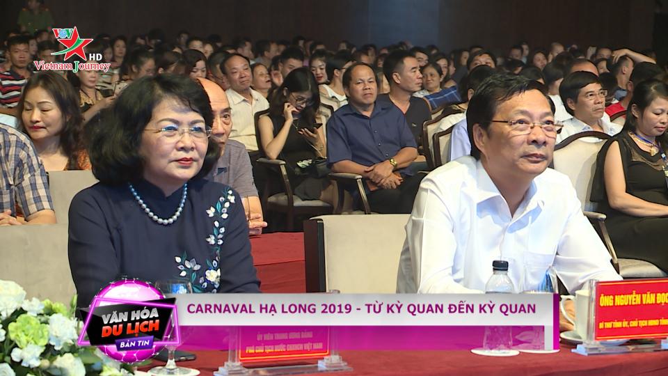 Carnaval Hạ Long 2019 - Từ kỳ quan đến kỳ quan