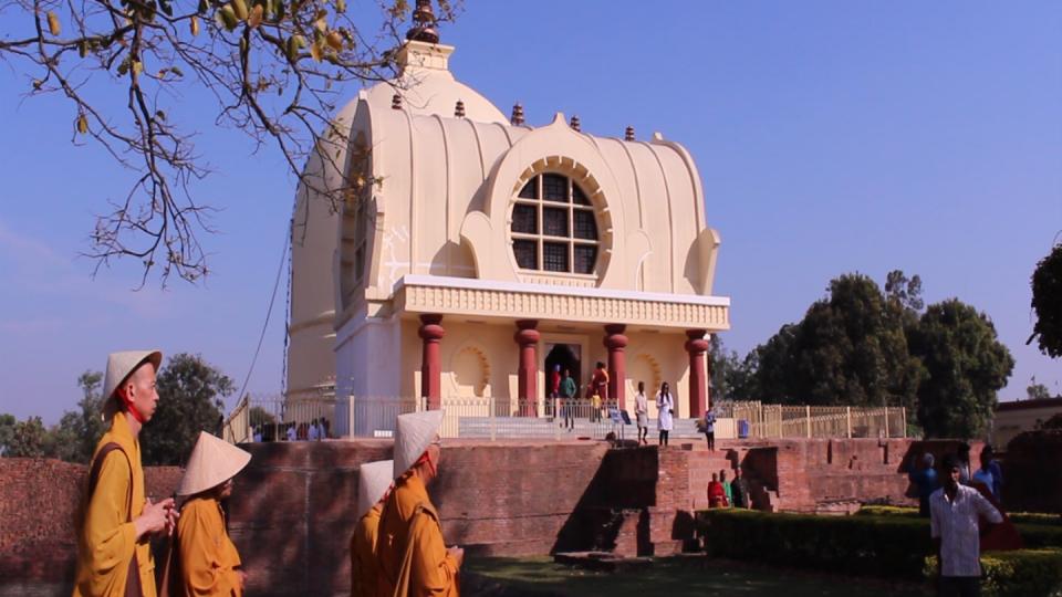 Kushinagar - Nơi Đức Phật nhập Niết Bàn