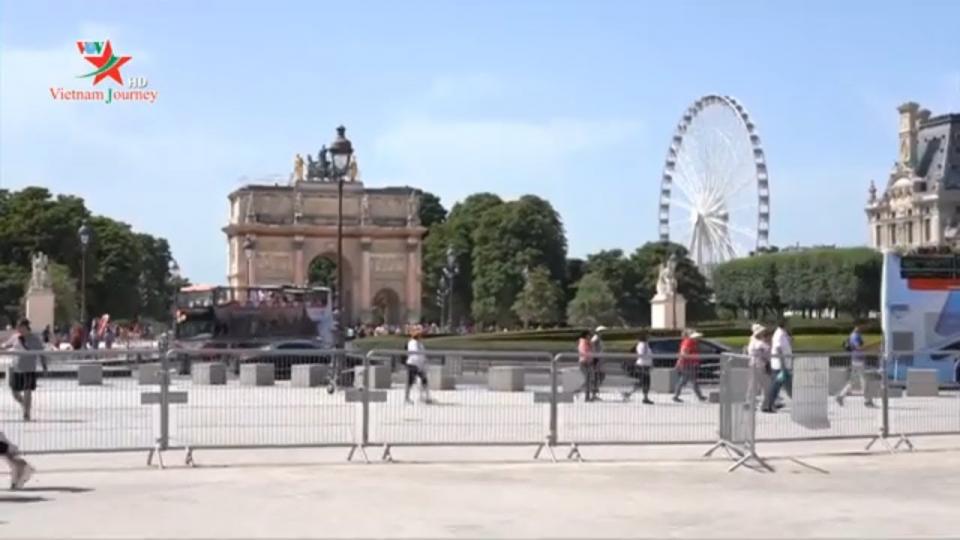 Pháp sắp đón đợt nắng nóng mới tiếp sau đợt nắng nóng kỷ lục vừa qua