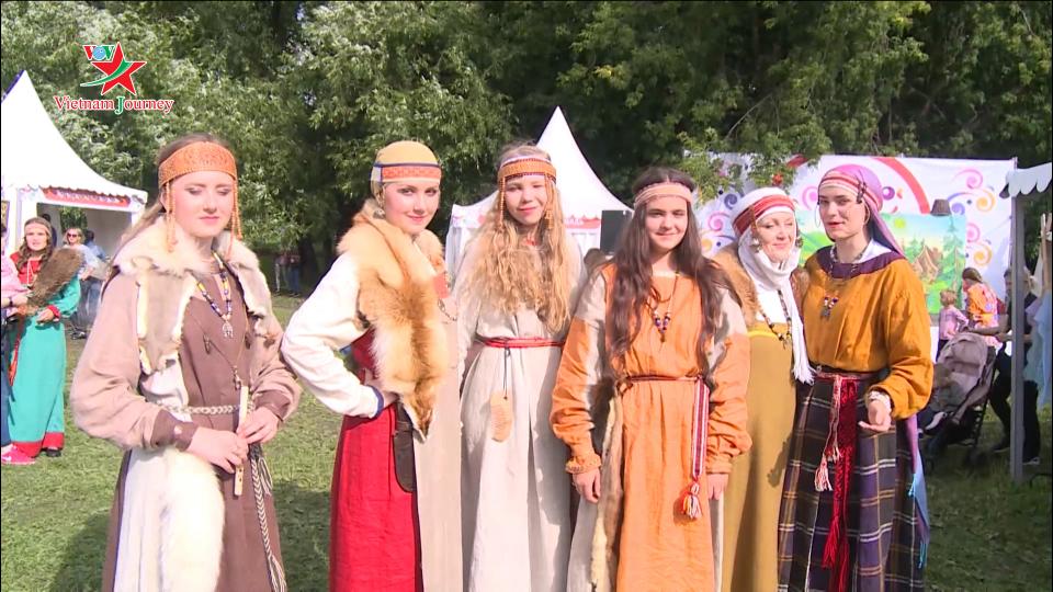 """Festival """"Cánh đồng Nga"""" - Nơi hội tụ nghệ thuật Slavơ"""