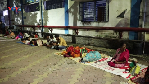 Ấn Độ: Khó đạt miễn dịch cộng đồng với biến thể Delta