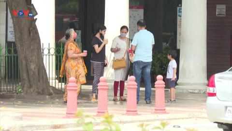 Ấn Độ: Thủ đô New Delhi tiến hành cuộc khảo sát huyết thanh thứ 7