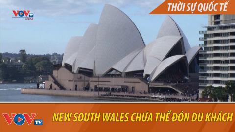 Australia: Bang New South Wales vẫn chưa thể đón khách du lịch và sinh viên quốc tế từ tháng 11/2021
