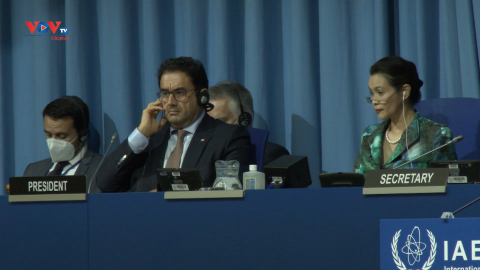 Bế mạc Đại hội đồng lần thứ 65 của IAEA - Đẩy mạnh hoạt động đa phương giải quyết các vấn đề toàn cầu