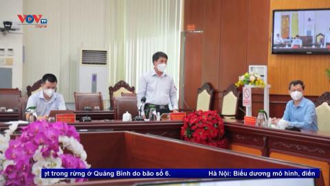 Bệnh viện Chợ Rẫy hỗ trợ Kiên Giang chống dịch theo hình thức trực tuyến