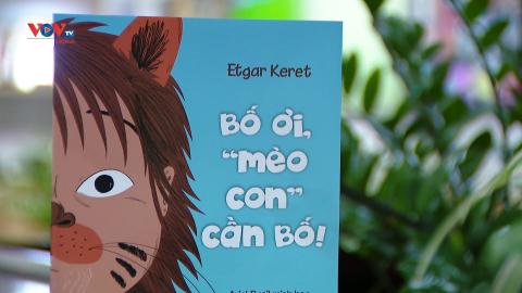 """Bố ơi """"mèo con"""" cần bố: Cuốn sách đầy màu sắc gửi tới bậc sinh thành"""