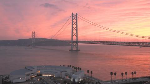 Cầu treo Akashi-Kaikyo | 12 Nét Đẹp Vùng Kansai Nhật Bản