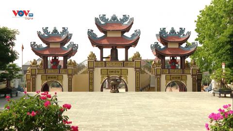 Chùa Cam Lộ - Trầm mặc nơi đất thiêng Quảng Trị