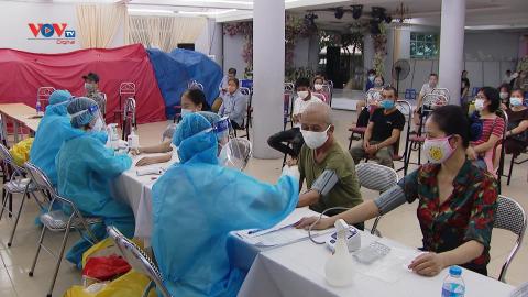 Chung tay cùng Hà Nội tăng tốc xét nghiệm và tiêm vaccine phòng Covid-19