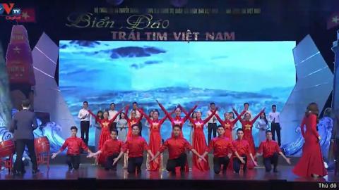 Chương trình Nghệ thuật Biển, đảo - Trái tim Việt Nam 2020