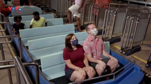 Cơ hội trải nghiệm nhiều hơn tại các công viên giải trí của Disney ở Mỹ