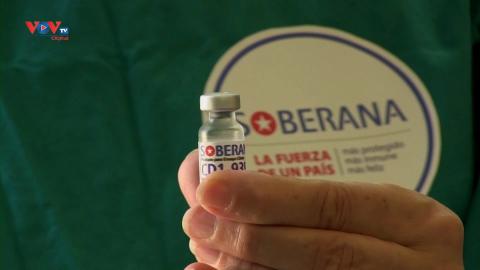Cuba bắt đầu xuất khẩu vaccine ngừa Covid-19