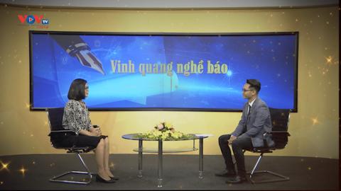 """Đón xem chương trình """"Vinh quang nghề báo""""  - 20h ngày 20/6 trên Kênh truyền hình VOV"""