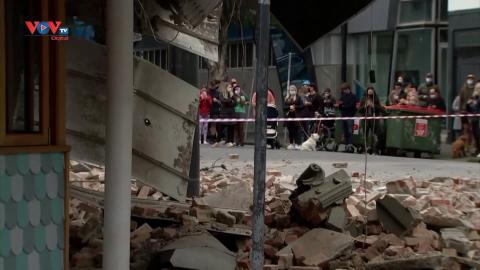 Động đất mạnh tại Australia