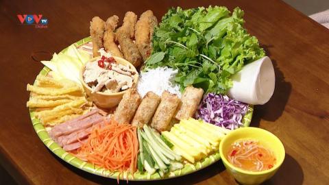 Gỏi cuốn Việt