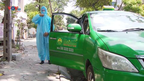 Hà Nội: 200 xe taxi được hoạt động trong thời gian giãn cách xã hội
