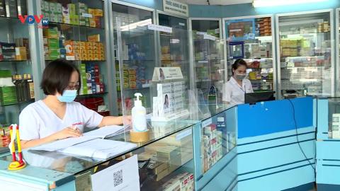 Hà Nội: Đảm bảo phục vụ thuốc cho người dân 24/24h