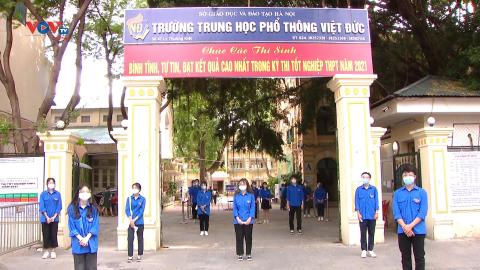 Hà Nội tập trung cao độ cho kỳ thi tốt nghiệp THPT năm 2021