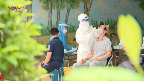 Hà Nội tri ân y, bác sỹ các tỉnh hỗ trợ chống dịch