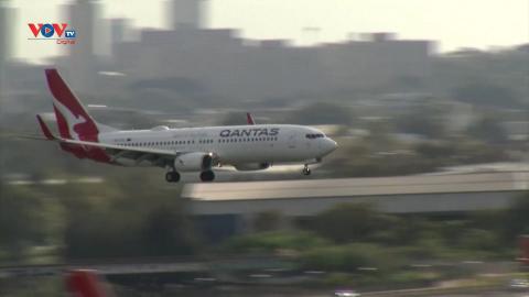 Hãng hàng không quốc gia Australia mở chuyến bay quốc tế từ tháng 12/2021