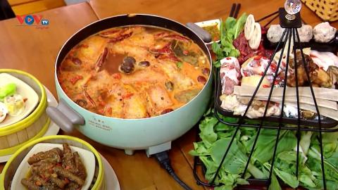 Lẩu cay Trùng Khánh
