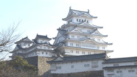 Lâu đài Himeji | 12 Nét Đẹp Vùng Kansai Nhật Bản