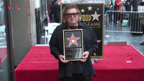 Nghệ sỹ Don McLean được gắn sao trên Đại lộ Danh vọng