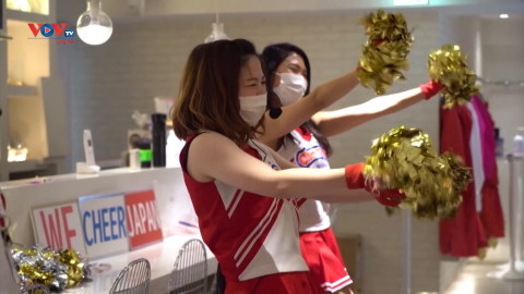 Nhật Bản: Quán bar cổ vũ không tiếng ồn