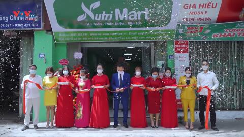 Nutri Mart thương hiệu thuần Việt khát vọng phủ xanh 63 tỉnh, thành