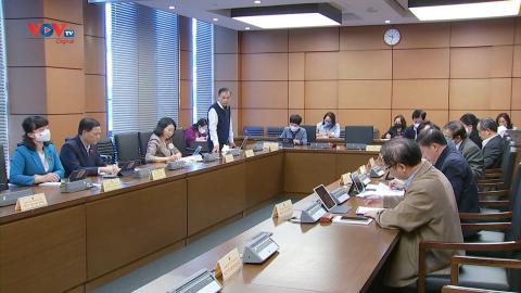 Quốc hội thảo luận tại tổ về cơ chế đặc thù cho Hải Phòng, Nghệ An, Thanh Hóa và Thừa Thiên Huế