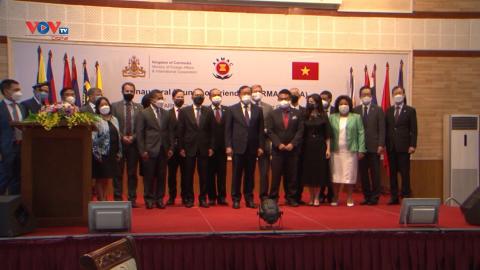 """Ra mắt cơ chế """"Những người bạn của Trung tâm Hành động Bom mìn ASEAN"""""""