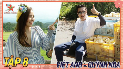 [TẬP 8] Quỳnh Nga - Việt Anh hẹn hò tại khu vườn đẹp nhất Nhật Bản