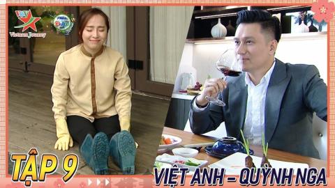 [TẬP 9] Việt Anh - Quỳnh Nga khám phá Flamingo Đại Lải