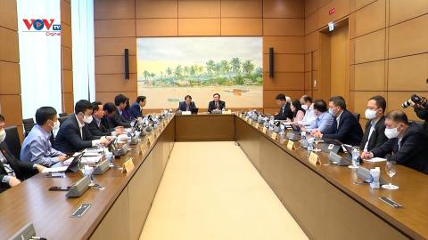 Tạo cơ chế huy động nguồn lực, thúc đẩy phát triển kinh tế - xã hội 4 tỉnh, thành phố