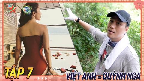 [TẬP 7] Việt Anh - Quỳnh Nga rực rỡ trên đồi cát Tottori
