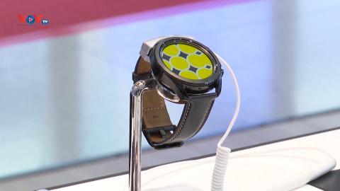Thị trường thiết bị đeo thông minh phát triển ở Trung Quốc