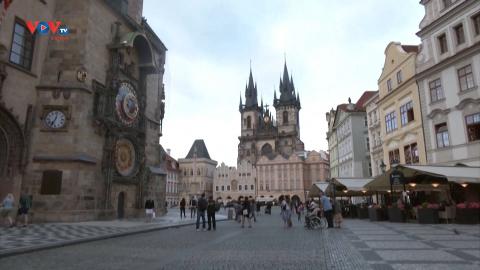 Thủ đô Praha của Séc được lựa chọn là thành phố đẹp nhất thế giới