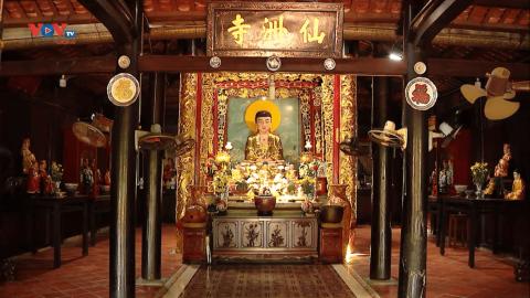 Tiên Châu tự - Ngôi chùa cổ nhất Vĩnh Long