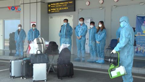 """Tiếp tục đón 2 chuyến bay thí điểm """"Hộ chiếu vaccine"""""""