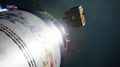 Trung Quốc phóng vệ tinh thăm dò Mặt Trời đầu tiên