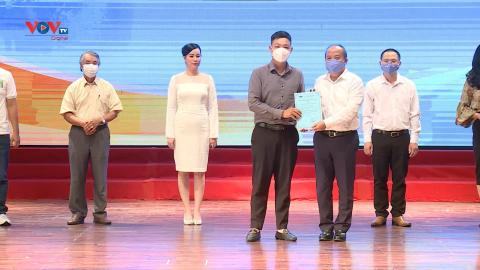 Vinh danh những đóng góp xứng đáng cho thương hiệu Tiếng nói Việt Nam