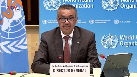 WHO tiếp tục kêu gọi các nhà sản xuất và nước giàu cung cấp vaccine cho các nước nghèo